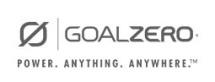 Goal Zero Logo Grey
